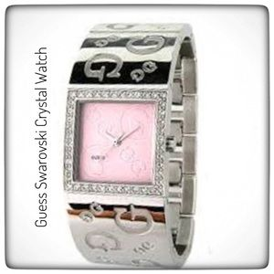 Guess Accessories - Guess Swarovski Crystal Women's Watch